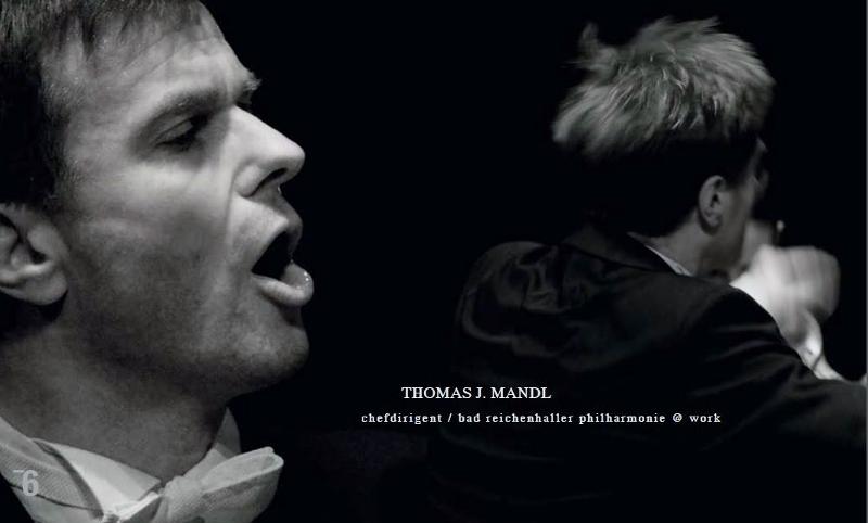 Thomas J. Mandl @ Work