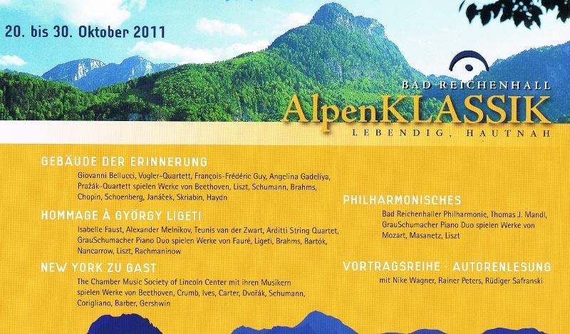 Alpenclassic Festival