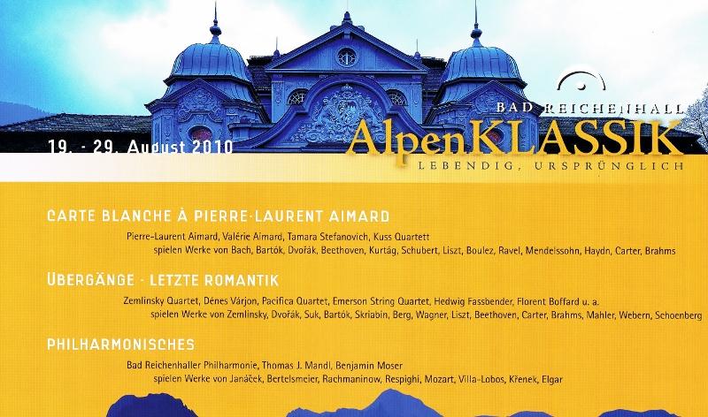 Alpenklassik Festival