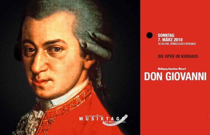 Mozart Opera Don Giovanni