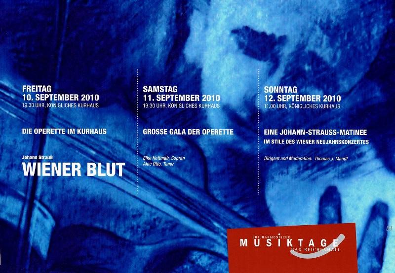 Strauss Programm