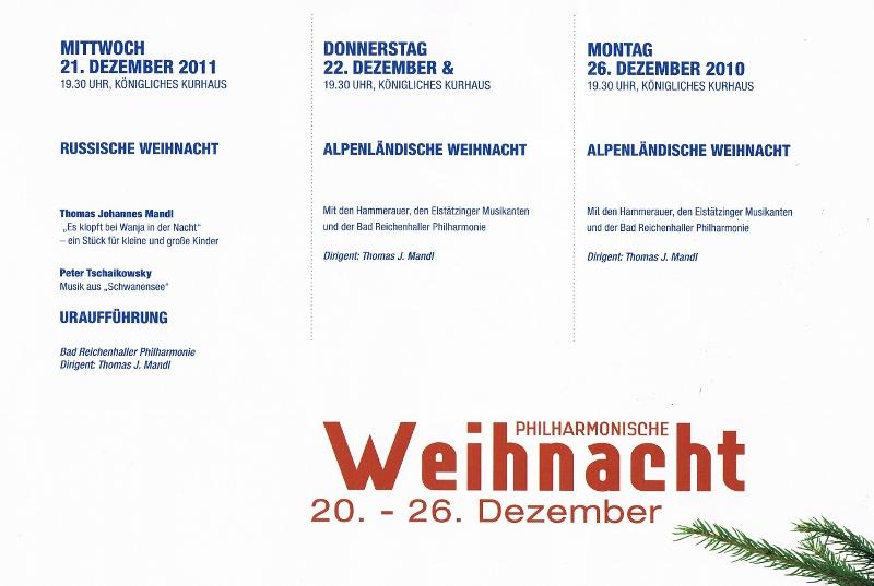 Christmas in Reichenhall