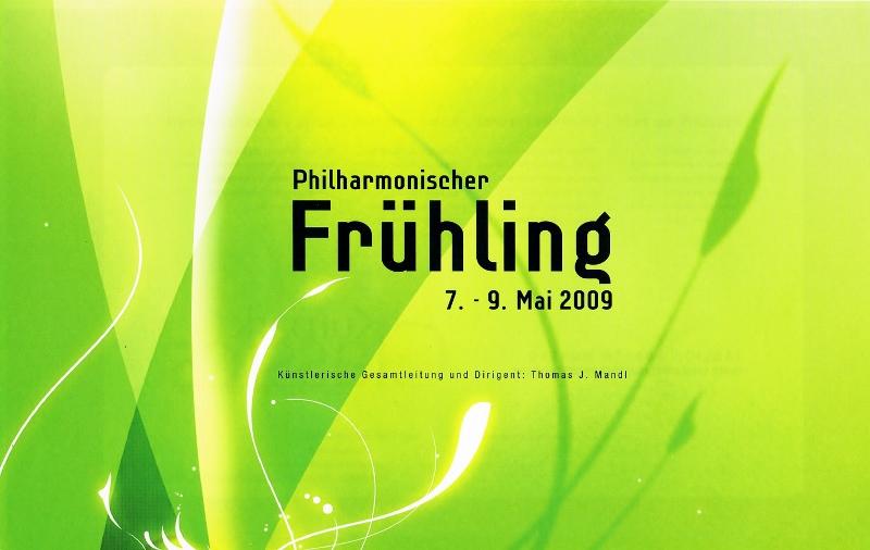Spring - A Symphonic Portrait